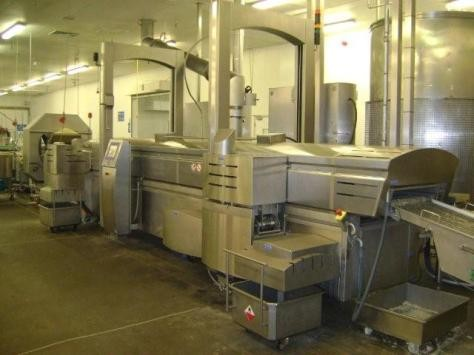 best authentic ccb3a 6a376 Koppens 4000/650 Superfry Fryer - SOLD | SPC International ...