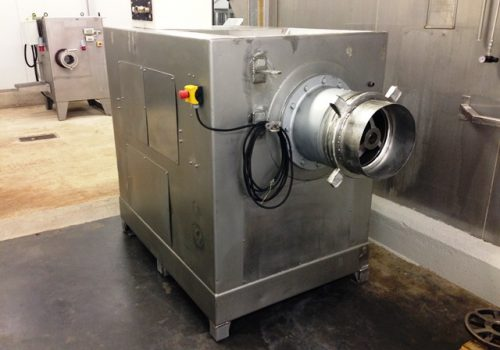 Wolfking C330 Frozen Block Grinder.4